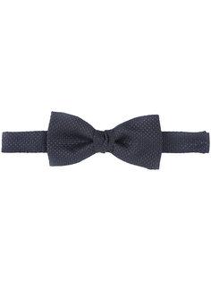 галстук-бабочка с мелким узором Cerruti 1881