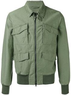 front pocket bomber jacket  Aspesi