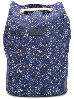 paisley print backpack Fefè