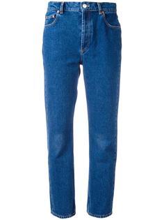 прямые джинсы Balenciaga