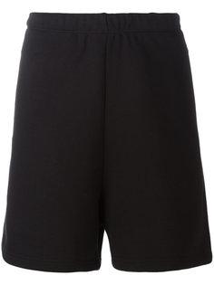 спортивные шорты с карманом на молнии Balenciaga
