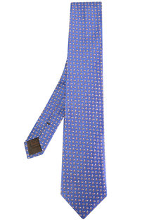 patterned tie Churchs