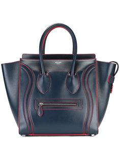 сумка-тоут в форме трапеции Céline