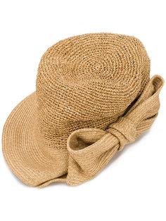 bow detail hat Ca4la