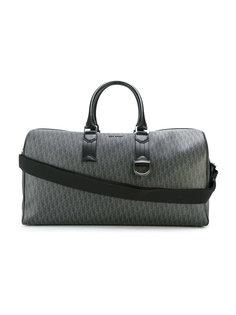 дорожная сумка с узором из логотипов Dior Homme