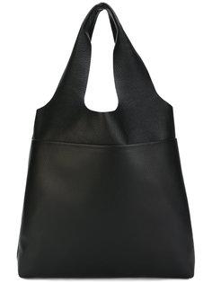 классическая сумка-шоппер Jil Sander Navy