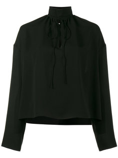 блузка Strangled Balenciaga
