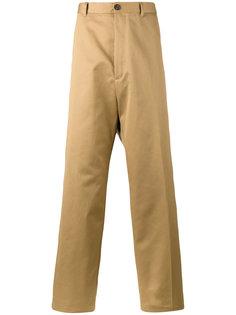 широкие брюки Balenciaga