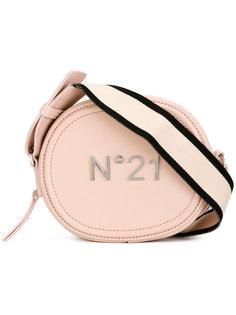 сумка через плечо с бляшкой с логотипом Nº21