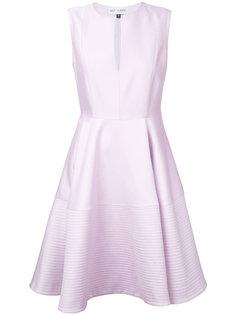 расклешенное платье без рукавов Dice Kayek