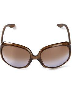 солнцезащитные очки в круглой оправе Dior