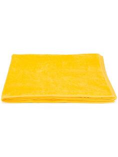 пляжное полотенце с вышивкой Fendi