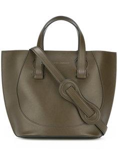 маленькая сумка-тоут Tulip Victoria Beckham