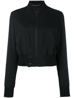 cropped bomber jacket Ys Y`s