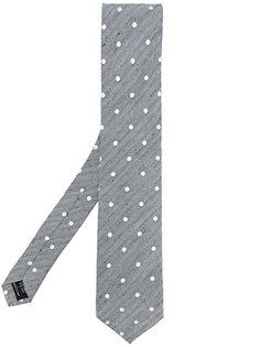 классический галстук в горох Tom Ford