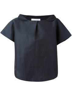 buttoned wide collar shirt Société Anonyme