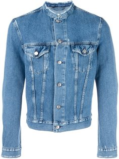 джинсовая куртка Who Acne Studios