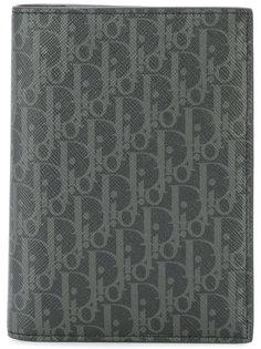 кошелек для карт с фирменным узором Dior Homme