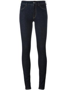 джинсы скинни Prada