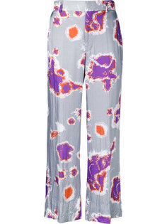 printed palazzo pants Theatre Products