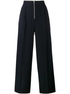 широкие брюки Céline