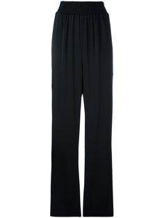 брюки с завышенной талией Balenciaga