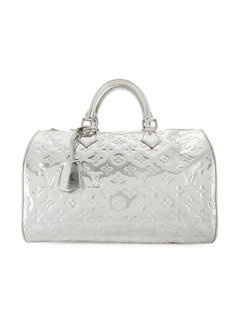 Speedy 30 metallic duffle bag Louis Vuitton Vintage