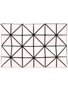 клатч с геометрическими панелями Bao Bao Issey Miyake