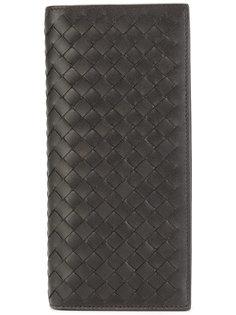 плетеный кошелек Bottega Veneta