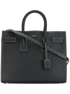 маленькая сумка-тоут Sac de Jour Saint Laurent