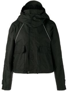 укороченная куртка Balenciaga