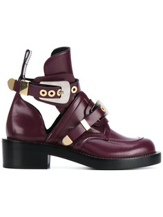 ботинки по щиколотку  Balenciaga