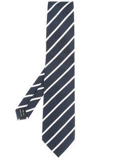 галстук в диагональную полоску Tom Ford