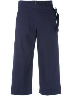 брюки с запахом Chalayan