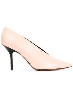 туфли с заостренным носком Céline