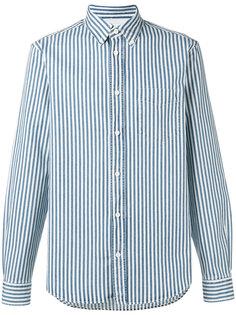 полосатая рубашка на пуговицах Acne Studios