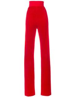 велюровые спортивные брюки Vetements X Juicy Couture Vetements