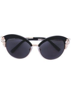 декорированные солнцезащитные очки Anabelle Dsquared2