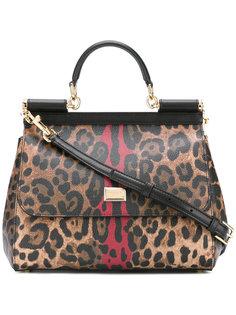 сумка Sicily среднего размера Dolce & Gabbana