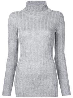 ribbed turtle neck sweater  Cityshop