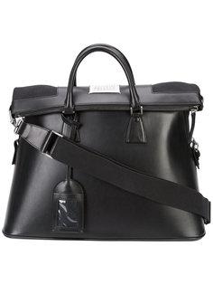 дорожная сумка на молнии сверху Maison Margiela