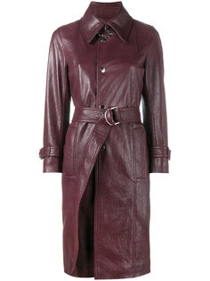пальто-тренч  Balenciaga