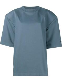 свободная футболка  Vetements