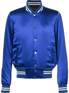 classic bomber jacket Amiri
