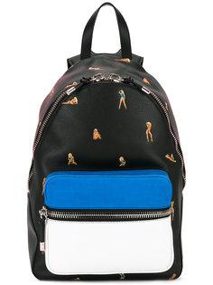рюкзак с принтом в стиле пин-ап Alexander Wang
