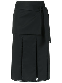 panelled skirt Giuliana Romanno