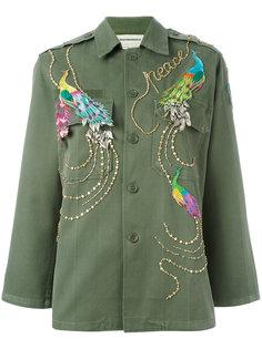 куртка с заклепками Night Market