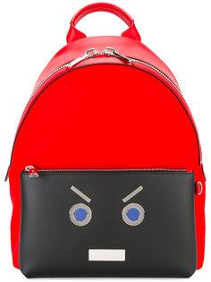 декорированный рюкзак Fendi
