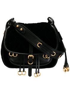 декорированная сумка через плечо Prada