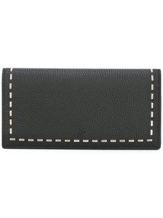 декорированный кошелек Fendi